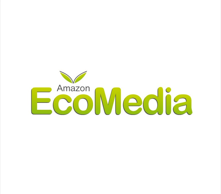 Amazon Eco Media Logo Design