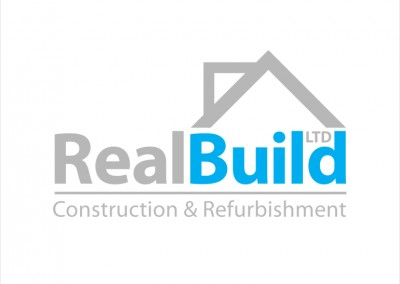 Realbuild Ltd Logo Design