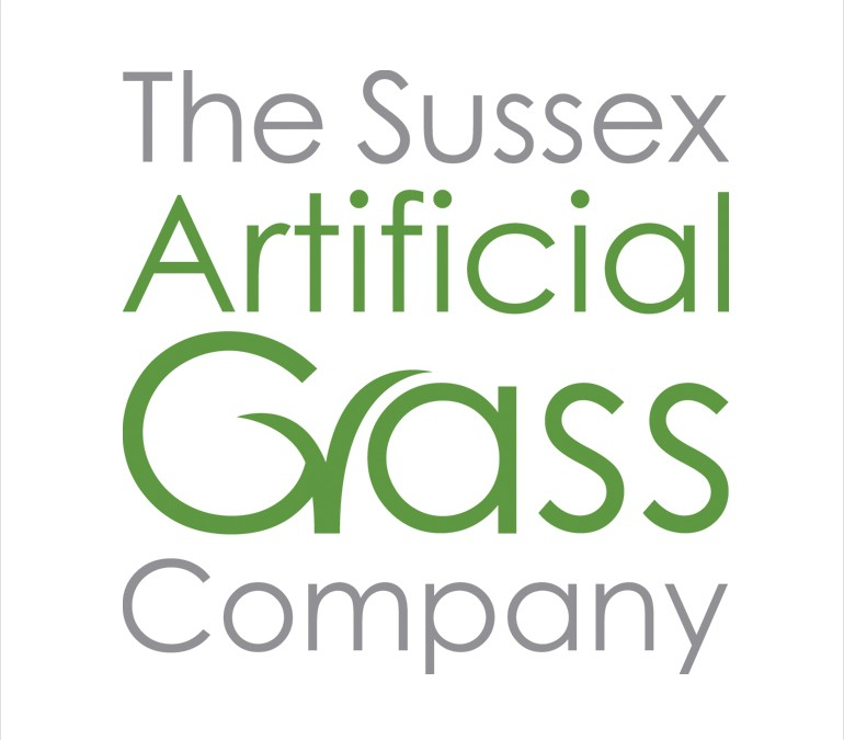 Sussex Artificial Grass Logo Design