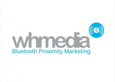 WH Media Logo Design