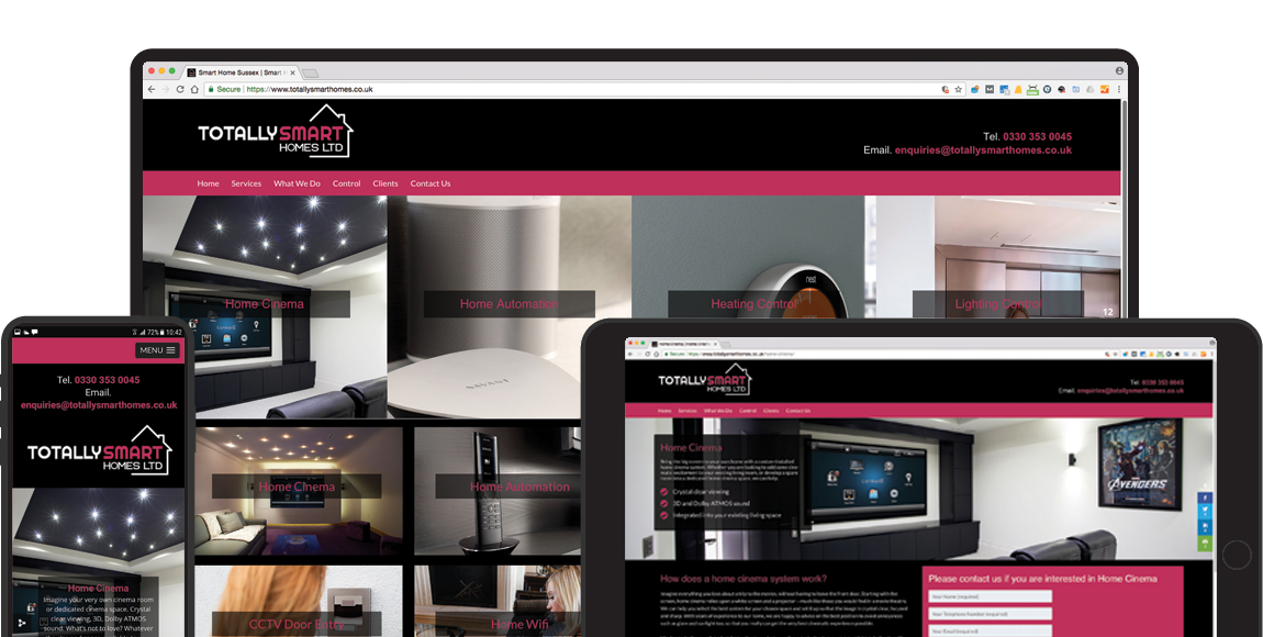 home web design. Web Design  Development In Worthing Brighton