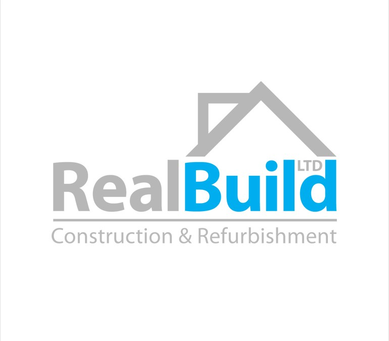 Realbuild Ltd Logo Design