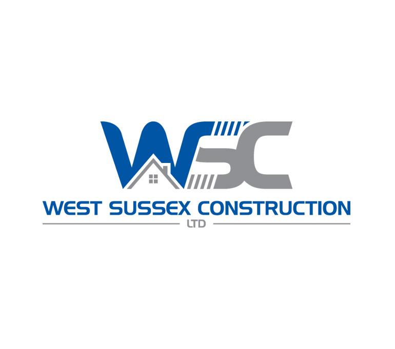 West Sussex Construction Logo Design