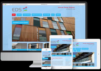 Energy Design Solutions WordPress Web Design
